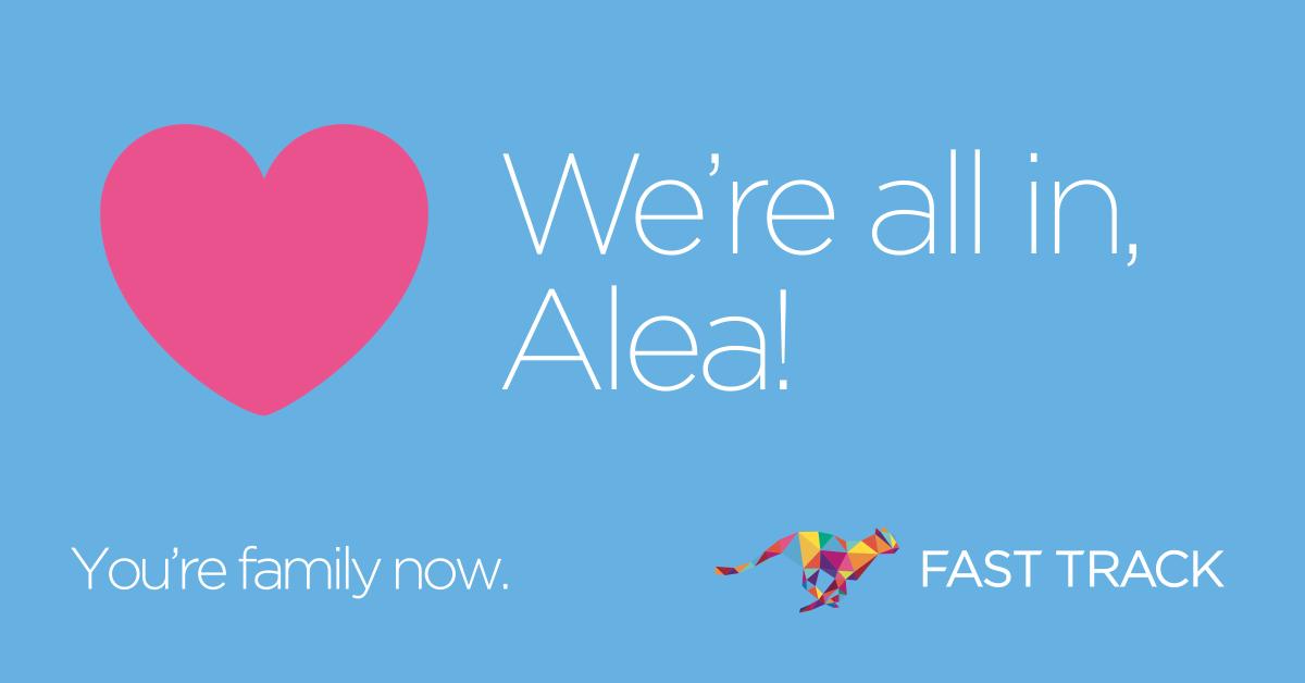 FAST TRACK Alea Partnership