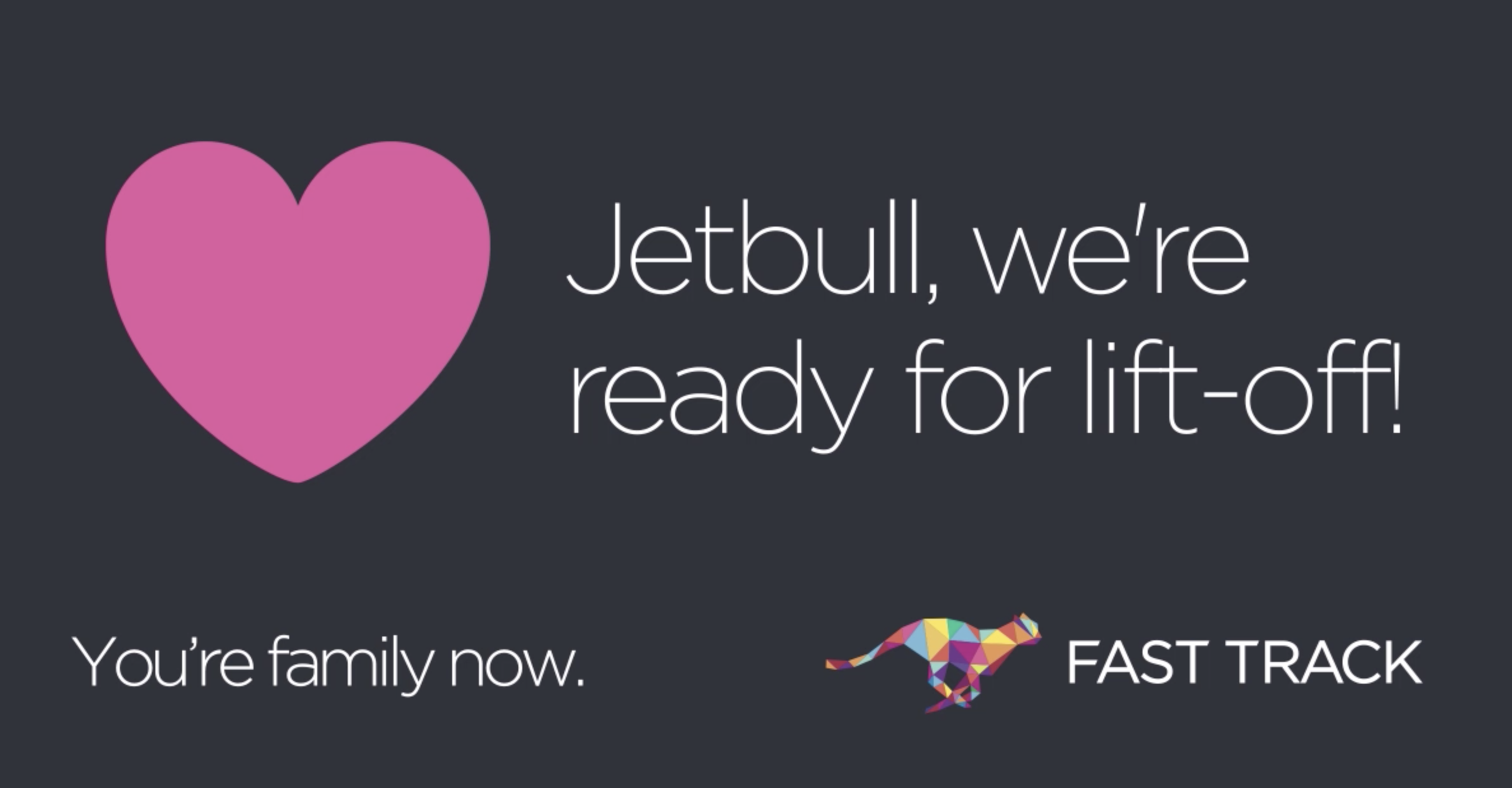 Jetbull goes live with FAST TRACK